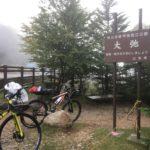 山梨県大弛峠を探索〜自転車で行ける4大峠…ヒメオオは捕れず